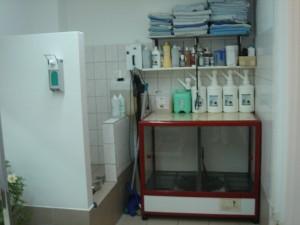 Shampoo und Fönbox